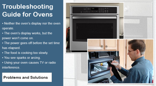 Troubleshooting Guide for Ovens