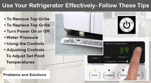 Use Your Refrigerator Effectively- Follow These Tips
